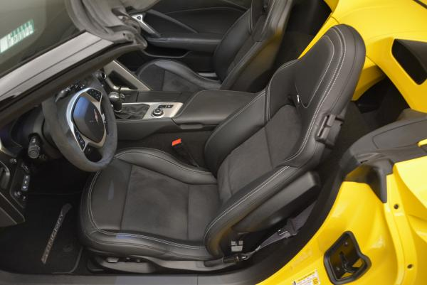 Used 2014 Chevrolet Corvette Stingray Z51 for sale Sold at Maserati of Westport in Westport CT 06880 14