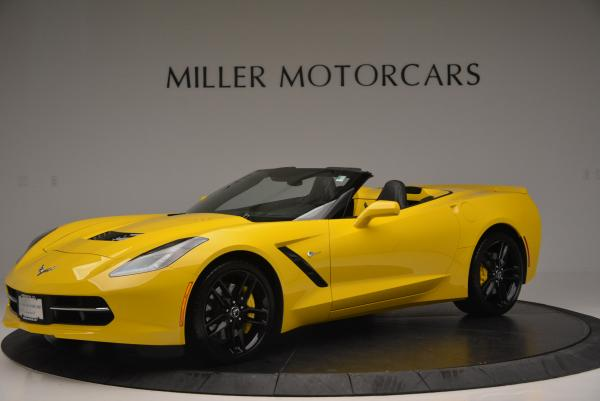 Used 2014 Chevrolet Corvette Stingray Z51 for sale Sold at Maserati of Westport in Westport CT 06880 2