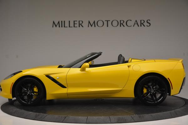 Used 2014 Chevrolet Corvette Stingray Z51 for sale Sold at Maserati of Westport in Westport CT 06880 3