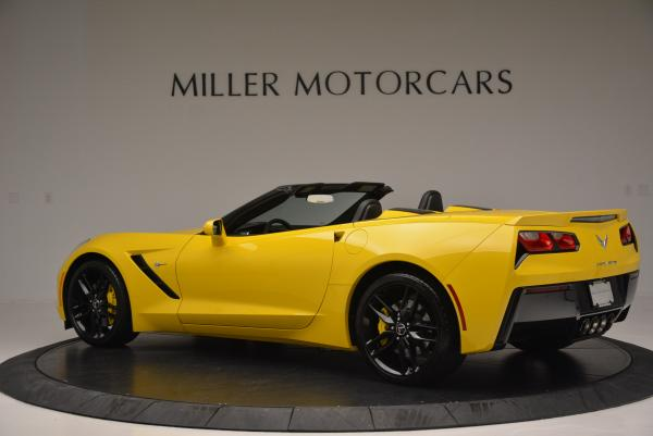 Used 2014 Chevrolet Corvette Stingray Z51 for sale Sold at Maserati of Westport in Westport CT 06880 4