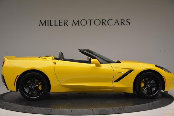 Used 2014 Chevrolet Corvette Stingray Z51 for sale Sold at Maserati of Westport in Westport CT 06880 8