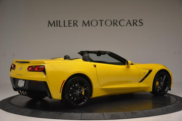 Used 2014 Chevrolet Corvette Stingray Z51 for sale Sold at Maserati of Westport in Westport CT 06880 9