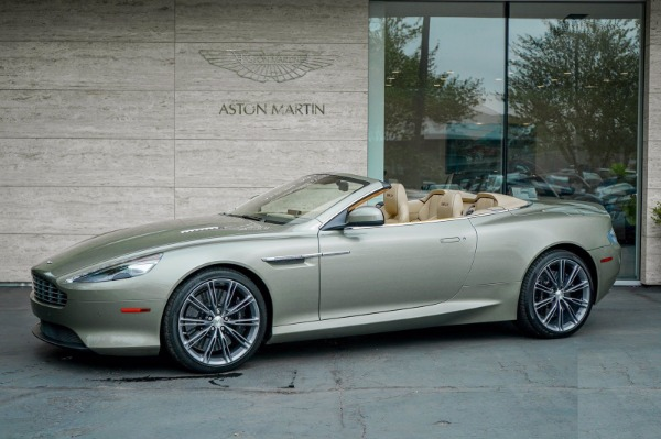 Used 2015 Aston Martin DB9 Volante for sale $119,990 at Maserati of Westport in Westport CT 06880 2