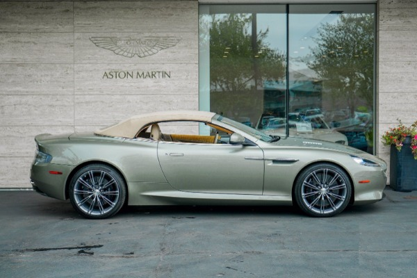 Used 2015 Aston Martin DB9 Volante for sale $119,990 at Maserati of Westport in Westport CT 06880 3
