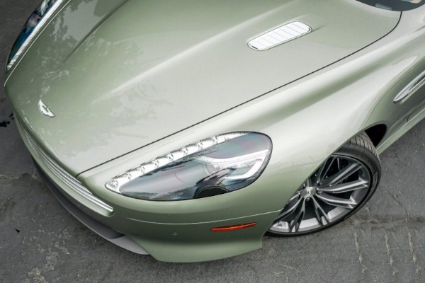 Used 2015 Aston Martin DB9 Volante for sale $119,990 at Maserati of Westport in Westport CT 06880 4