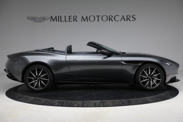 New 2021 Aston Martin DB11 Volante for sale $260,286 at Maserati of Westport in Westport CT 06880 10