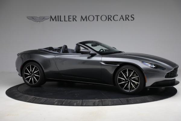 New 2021 Aston Martin DB11 Volante for sale $260,286 at Maserati of Westport in Westport CT 06880 11