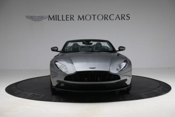 New 2021 Aston Martin DB11 Volante for sale $260,286 at Maserati of Westport in Westport CT 06880 13
