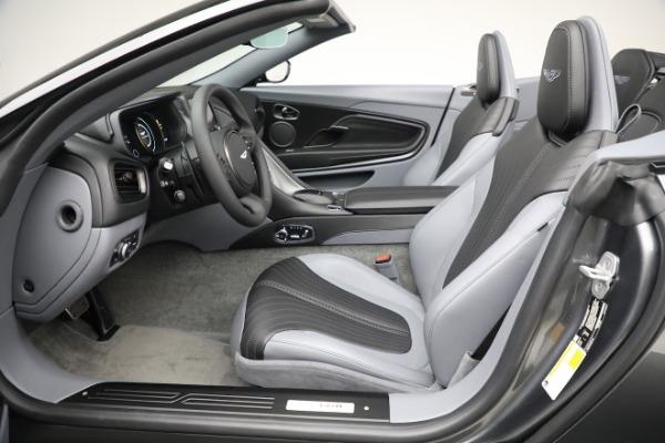 New 2021 Aston Martin DB11 Volante for sale $260,286 at Maserati of Westport in Westport CT 06880 15