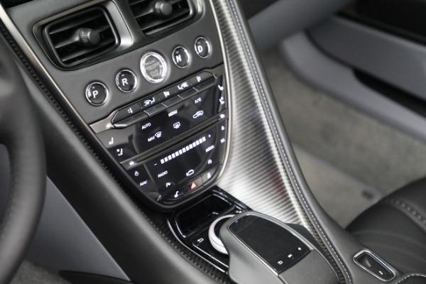 New 2021 Aston Martin DB11 Volante for sale $260,286 at Maserati of Westport in Westport CT 06880 18