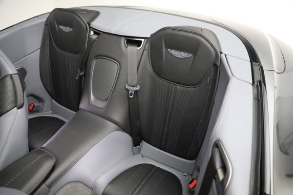 New 2021 Aston Martin DB11 Volante for sale $260,286 at Maserati of Westport in Westport CT 06880 19
