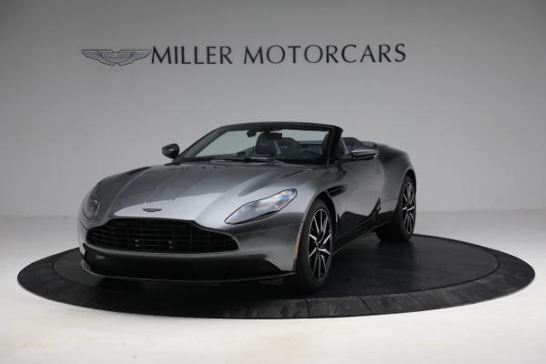 New 2021 Aston Martin DB11 Volante for sale $260,286 at Maserati of Westport in Westport CT 06880 2