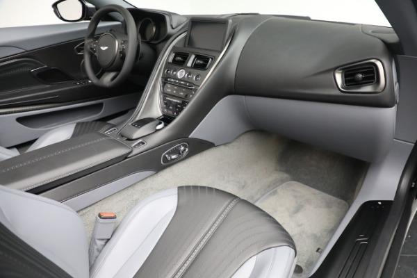 New 2021 Aston Martin DB11 Volante for sale $260,286 at Maserati of Westport in Westport CT 06880 20