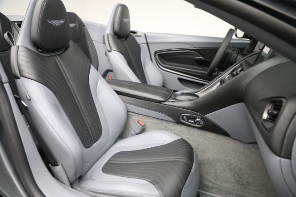 New 2021 Aston Martin DB11 Volante for sale $260,286 at Maserati of Westport in Westport CT 06880 22