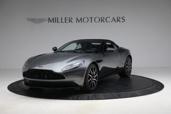 New 2021 Aston Martin DB11 Volante for sale $260,286 at Maserati of Westport in Westport CT 06880 23