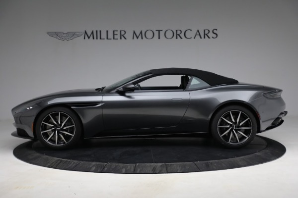 New 2021 Aston Martin DB11 Volante for sale $260,286 at Maserati of Westport in Westport CT 06880 24