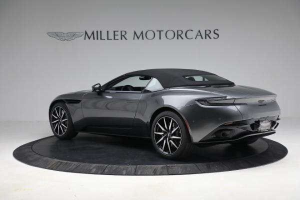 New 2021 Aston Martin DB11 Volante for sale $260,286 at Maserati of Westport in Westport CT 06880 25