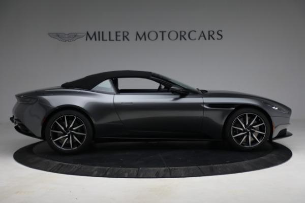 New 2021 Aston Martin DB11 Volante for sale $260,286 at Maserati of Westport in Westport CT 06880 27