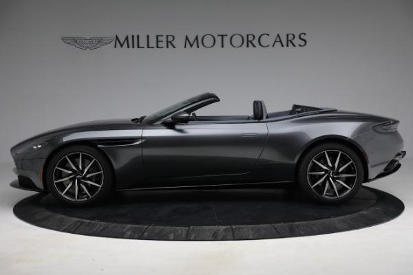 New 2021 Aston Martin DB11 Volante for sale $260,286 at Maserati of Westport in Westport CT 06880 4