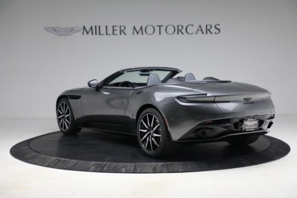 New 2021 Aston Martin DB11 Volante for sale $260,286 at Maserati of Westport in Westport CT 06880 6