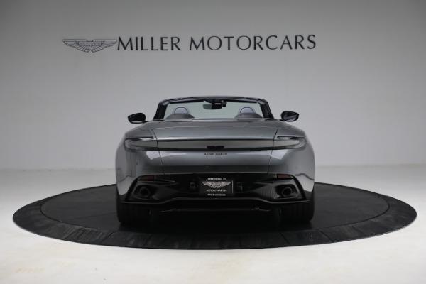 New 2021 Aston Martin DB11 Volante for sale $260,286 at Maserati of Westport in Westport CT 06880 7