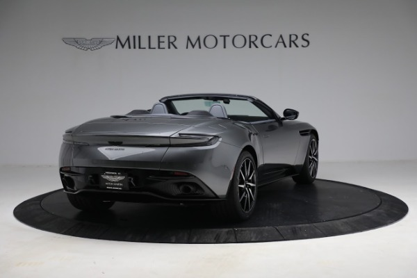 New 2021 Aston Martin DB11 Volante for sale $260,286 at Maserati of Westport in Westport CT 06880 8