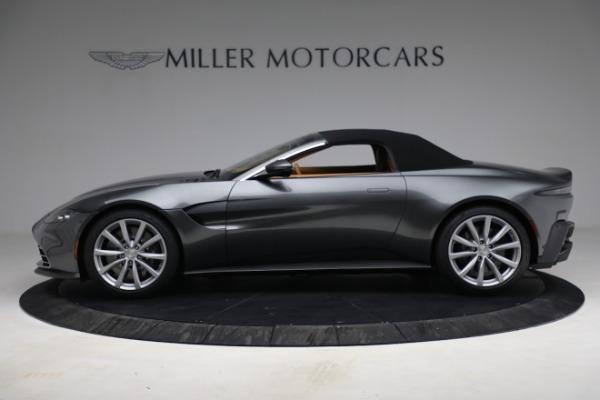 New 2021 Aston Martin Vantage Roadster for sale $174,586 at Maserati of Westport in Westport CT 06880 19