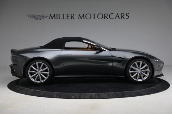 New 2021 Aston Martin Vantage Roadster for sale $174,586 at Maserati of Westport in Westport CT 06880 20