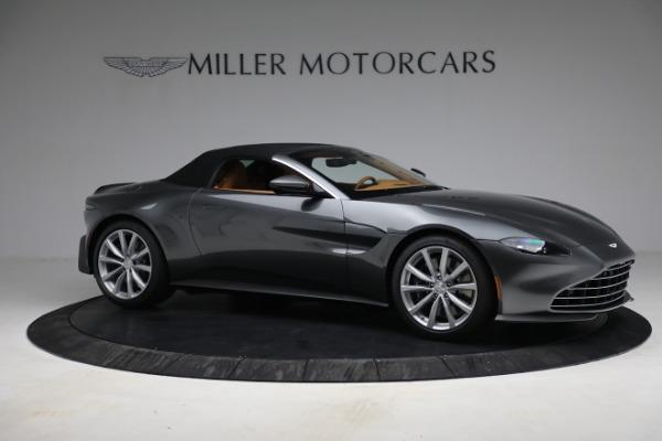 New 2021 Aston Martin Vantage Roadster for sale $174,586 at Maserati of Westport in Westport CT 06880 21