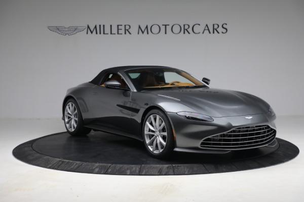 New 2021 Aston Martin Vantage Roadster for sale $174,586 at Maserati of Westport in Westport CT 06880 22
