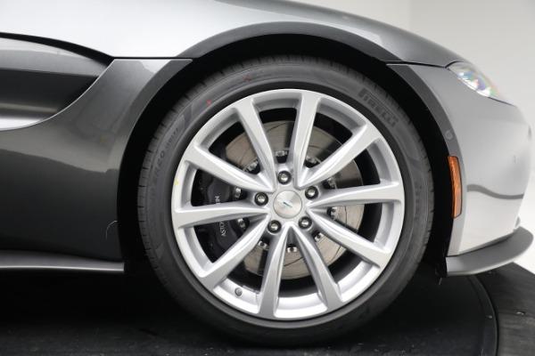 New 2021 Aston Martin Vantage Roadster for sale $174,586 at Maserati of Westport in Westport CT 06880 24