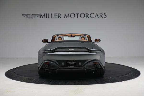 New 2021 Aston Martin Vantage Roadster for sale $174,586 at Maserati of Westport in Westport CT 06880 5