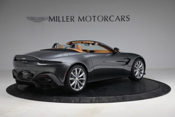 New 2021 Aston Martin Vantage Roadster for sale $174,586 at Maserati of Westport in Westport CT 06880 7