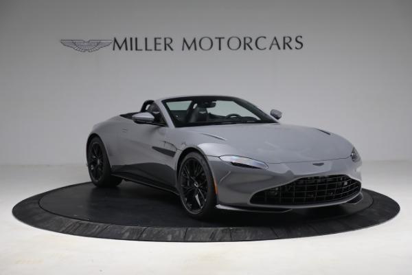 New 2021 Aston Martin Vantage Roadster for sale $180,286 at Maserati of Westport in Westport CT 06880 10