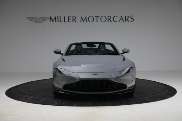 New 2021 Aston Martin Vantage Roadster for sale $180,286 at Maserati of Westport in Westport CT 06880 11
