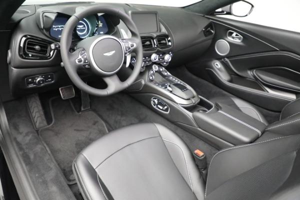 New 2021 Aston Martin Vantage Roadster for sale $180,286 at Maserati of Westport in Westport CT 06880 13