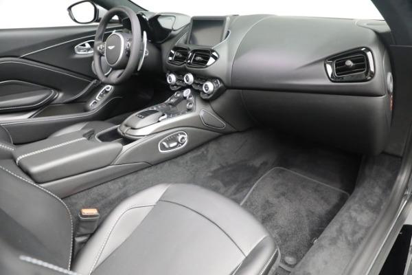 New 2021 Aston Martin Vantage Roadster for sale $180,286 at Maserati of Westport in Westport CT 06880 18