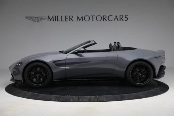 New 2021 Aston Martin Vantage Roadster for sale $180,286 at Maserati of Westport in Westport CT 06880 2