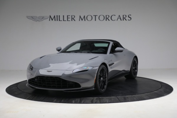 New 2021 Aston Martin Vantage Roadster for sale $180,286 at Maserati of Westport in Westport CT 06880 21