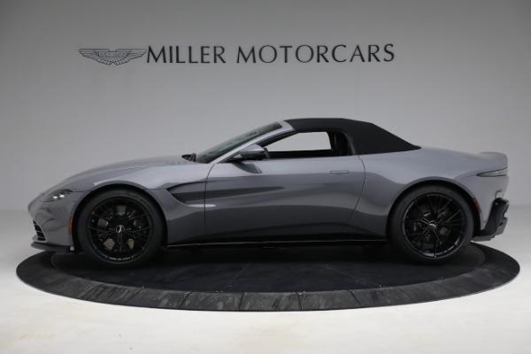 New 2021 Aston Martin Vantage Roadster for sale $180,286 at Maserati of Westport in Westport CT 06880 22