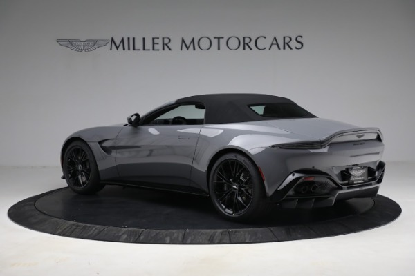 New 2021 Aston Martin Vantage Roadster for sale $180,286 at Maserati of Westport in Westport CT 06880 23