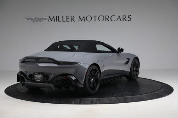 New 2021 Aston Martin Vantage Roadster for sale $180,286 at Maserati of Westport in Westport CT 06880 25