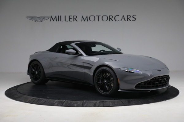 New 2021 Aston Martin Vantage Roadster for sale $180,286 at Maserati of Westport in Westport CT 06880 26