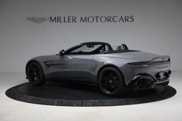 New 2021 Aston Martin Vantage Roadster for sale $180,286 at Maserati of Westport in Westport CT 06880 3
