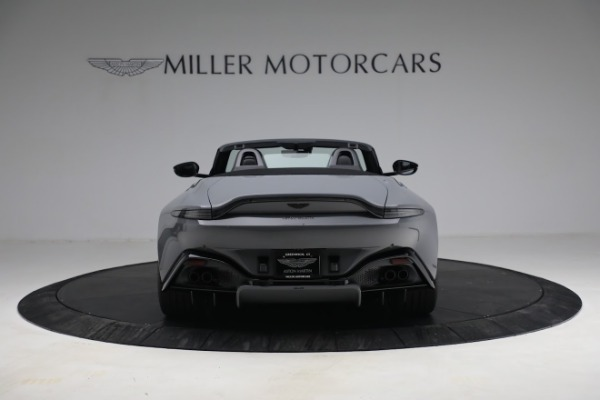 New 2021 Aston Martin Vantage Roadster for sale $180,286 at Maserati of Westport in Westport CT 06880 5
