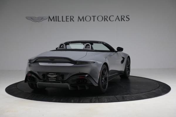 New 2021 Aston Martin Vantage Roadster for sale $180,286 at Maserati of Westport in Westport CT 06880 6