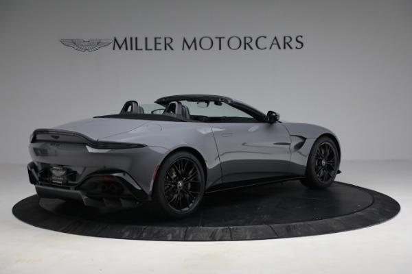 New 2021 Aston Martin Vantage Roadster for sale $180,286 at Maserati of Westport in Westport CT 06880 7