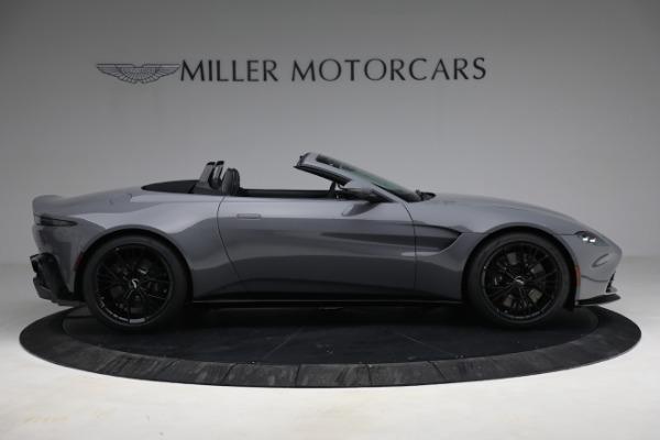 New 2021 Aston Martin Vantage Roadster for sale $180,286 at Maserati of Westport in Westport CT 06880 8