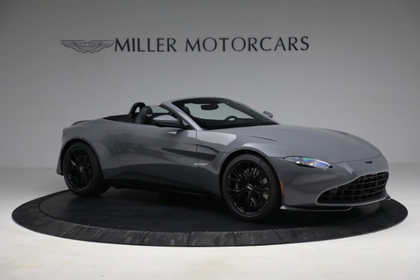 New 2021 Aston Martin Vantage Roadster for sale $180,286 at Maserati of Westport in Westport CT 06880 9
