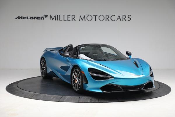 Used 2020 McLaren 720S Spider for sale $349,900 at Maserati of Westport in Westport CT 06880 10